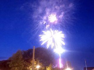 Easley SC fireworks