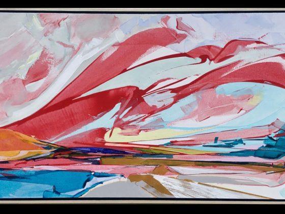 COVID-19 art