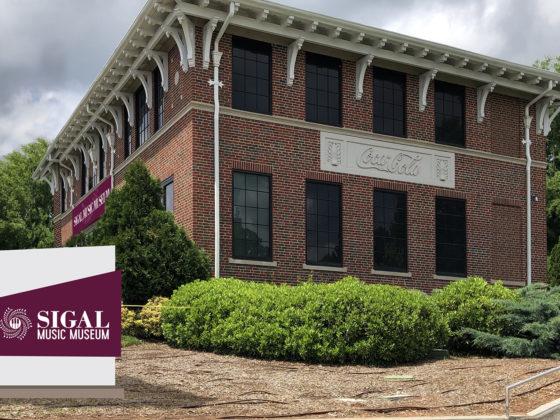 Greenville SC music museum