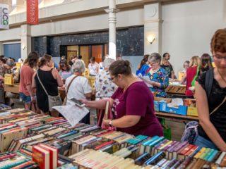 GLA book sale