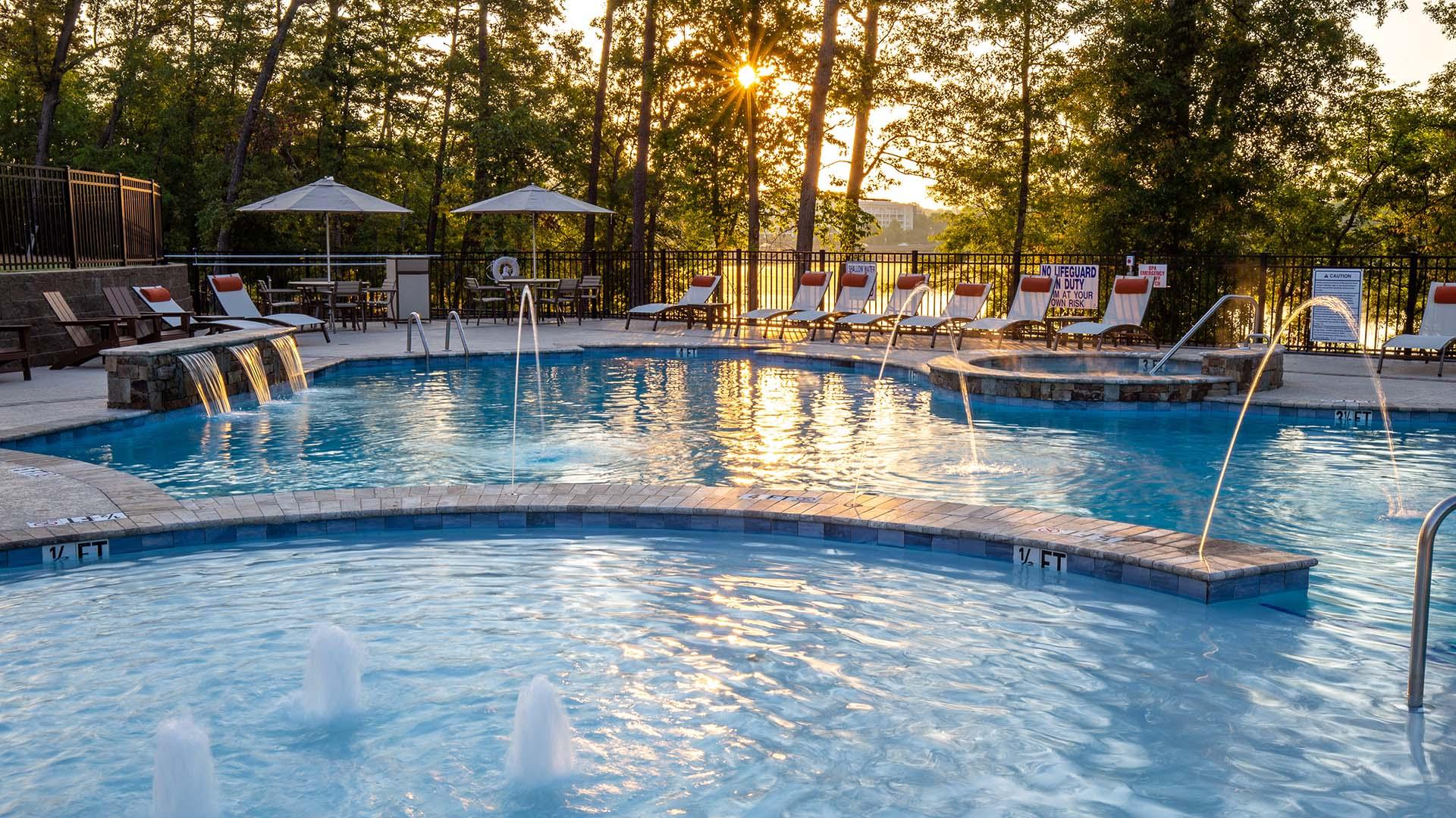 Clemson Lakeside Lodge