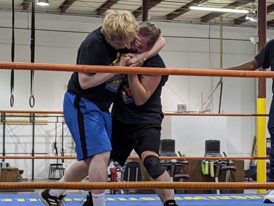 Wrestling College