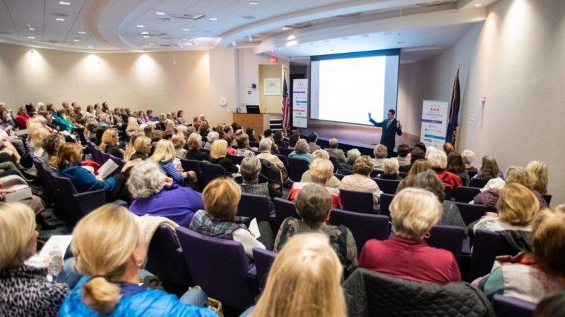 Greenville Women Giving event