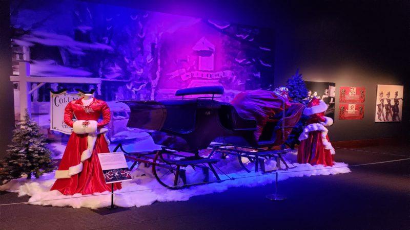 White Christmas Exhibition