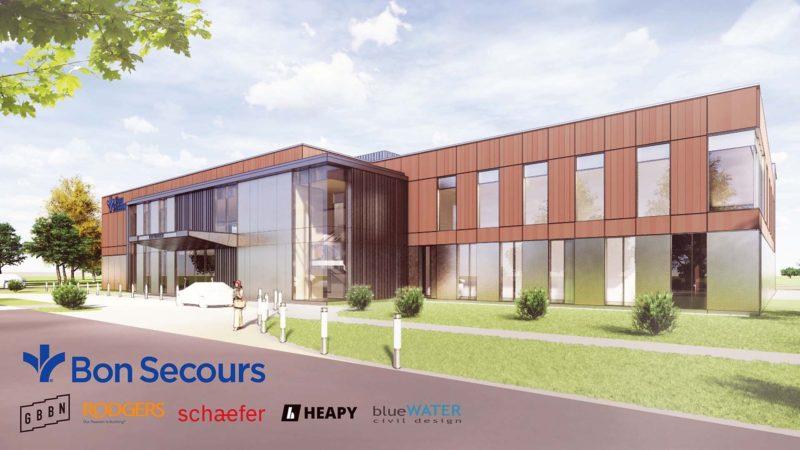 Bon Secours St. Francis' new center in Simpsonville