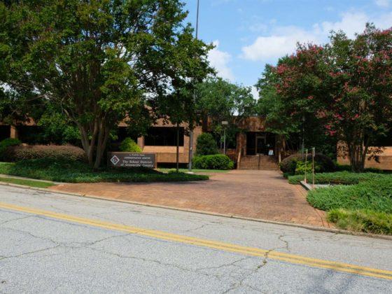 Greenville County School district office