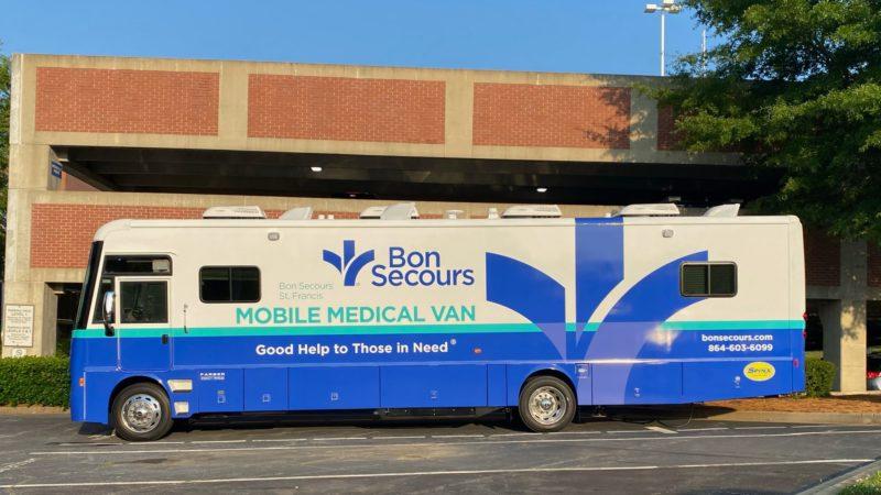 Bon Secours Mobile Unit
