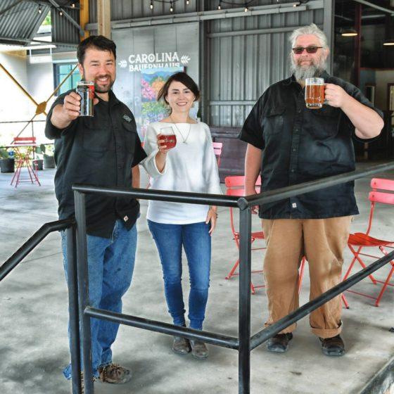 Carolina Bauernhaus Brewery & Winery