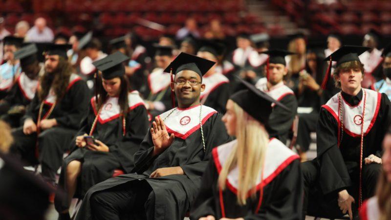 Photos: Area high school graduations