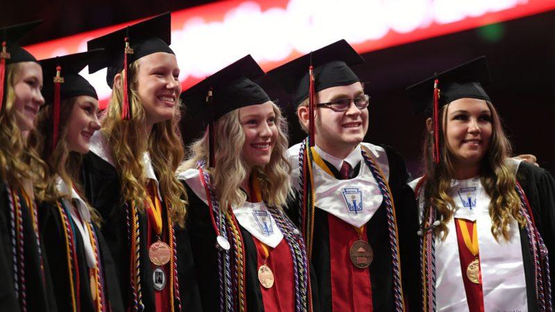 Photos: Hillcrest High School 2021 Graduation