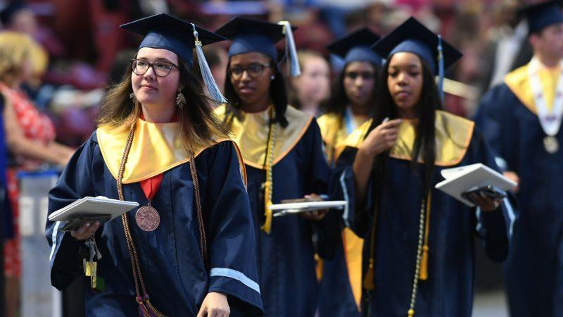 Photos: JL Mann High School 2021 Graduation