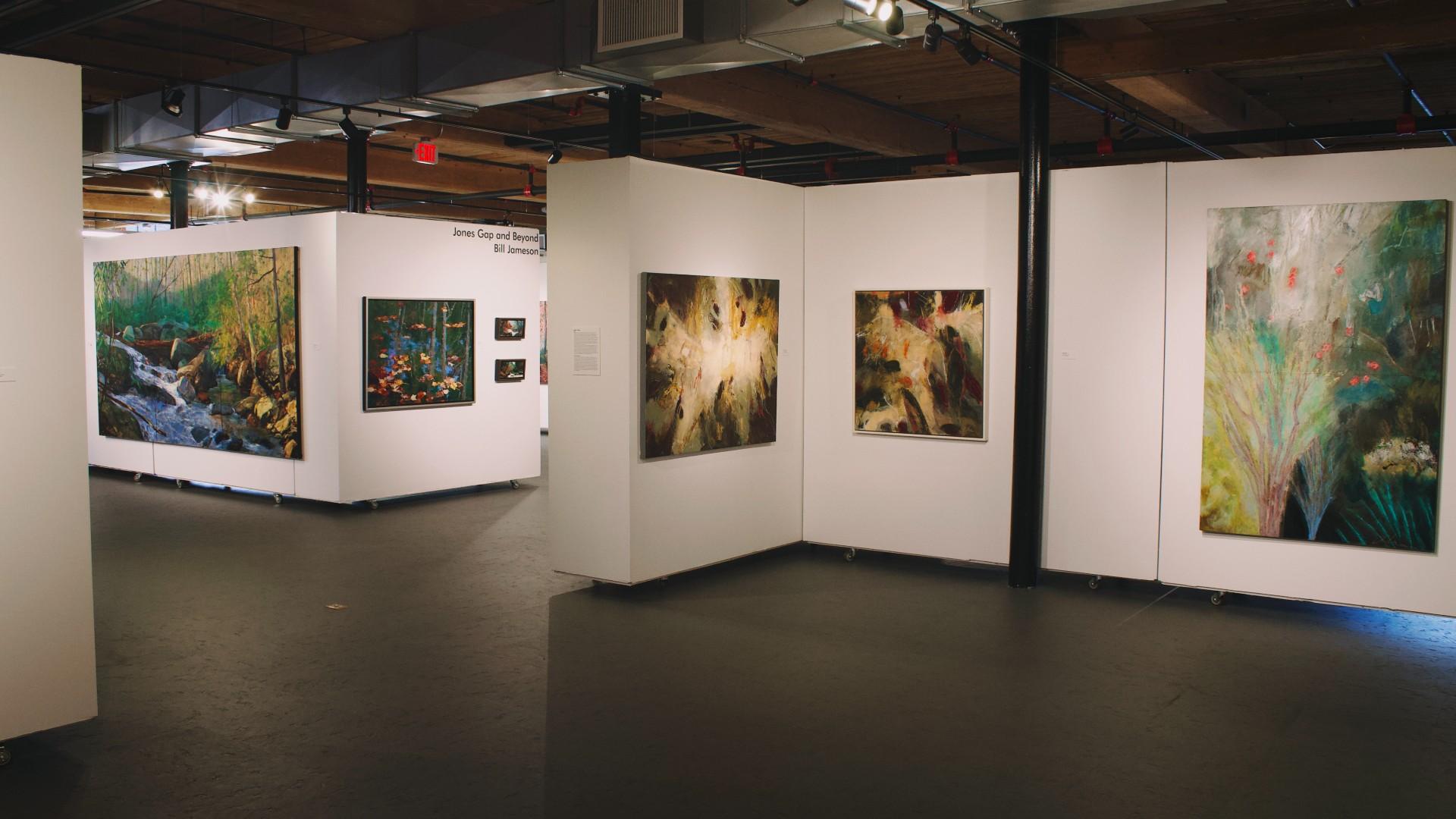Jameson Akers Exhibition