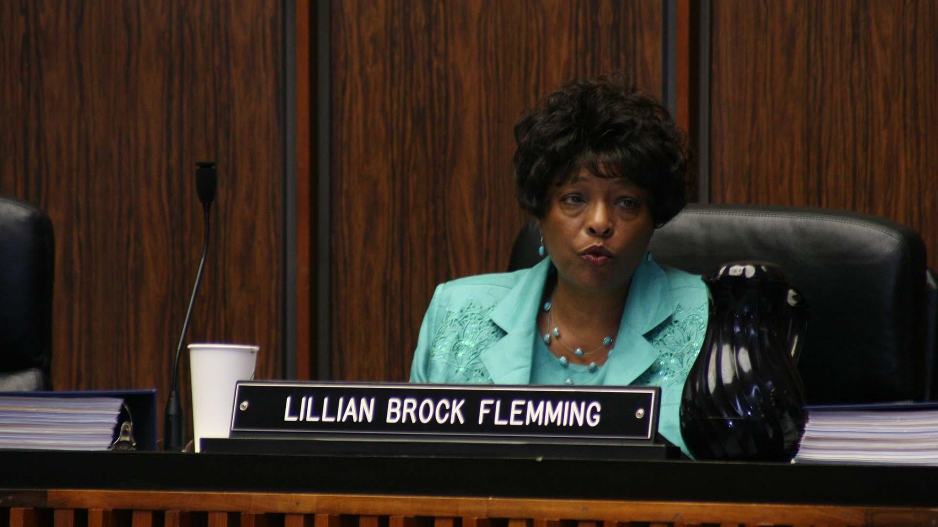 Lillian Brock Flemming