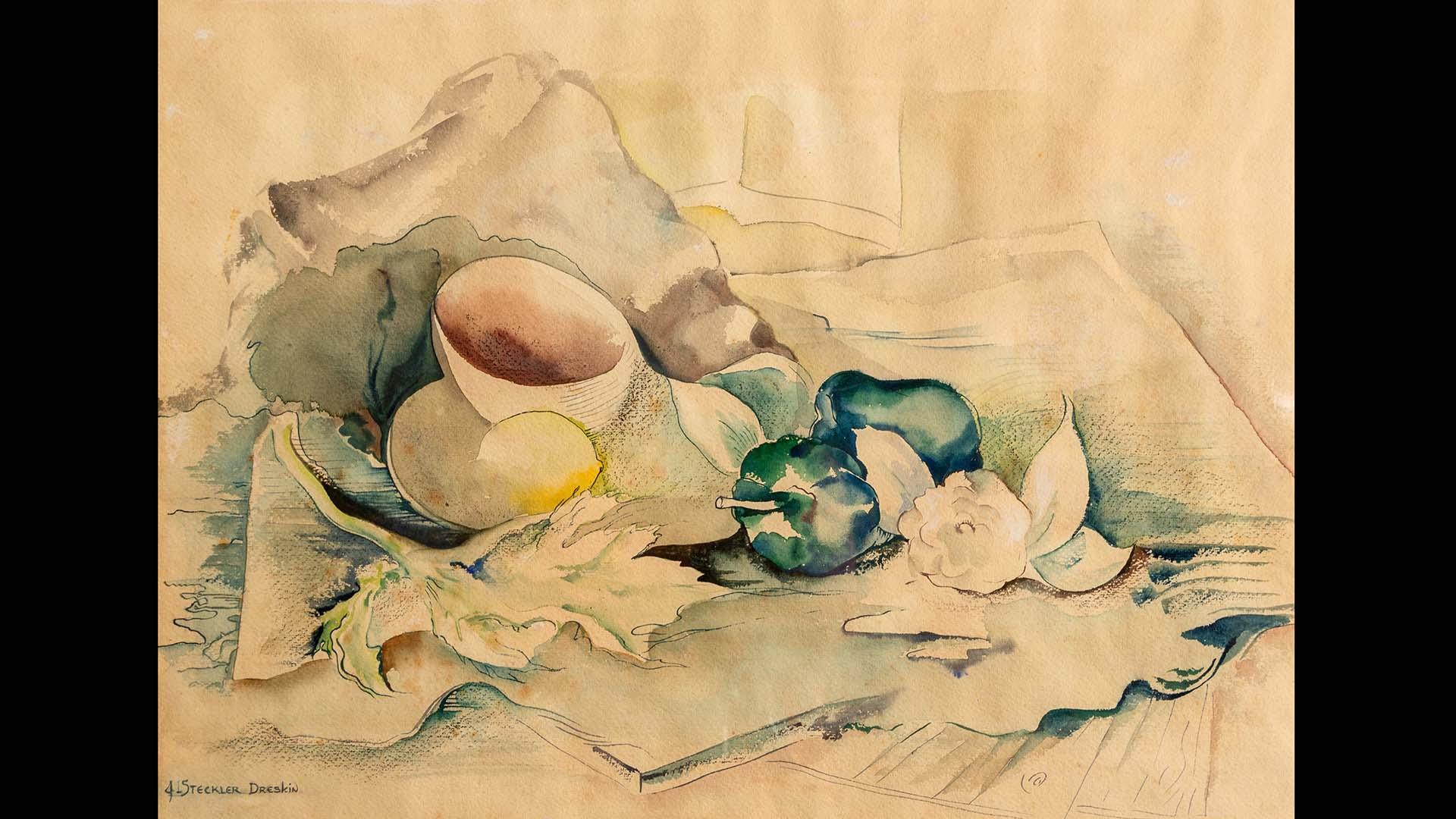 Jeanet Dreskin art
