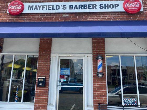 Mayfield's Barber Shop