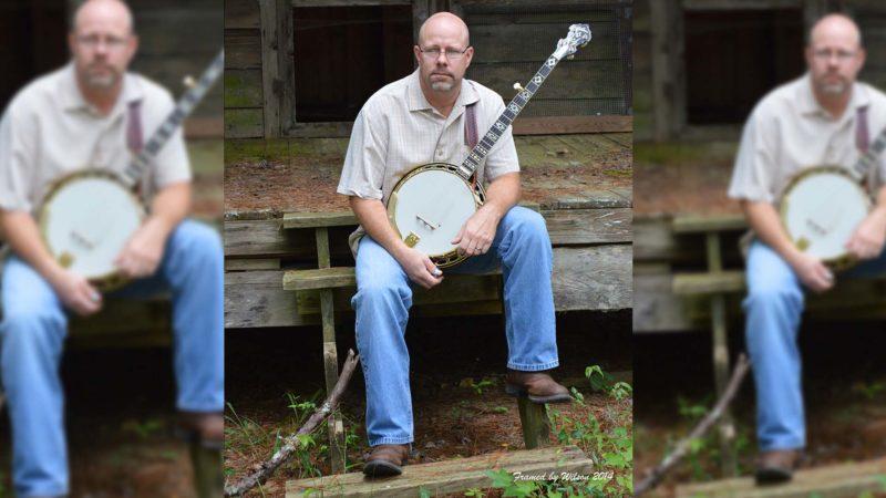 Steve Wilson banjo