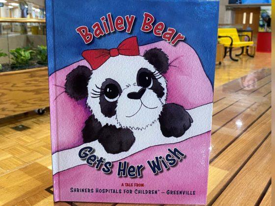 Bailey Bear Book